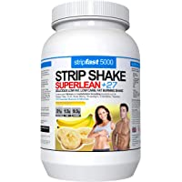 Diet Whey Protein Powder Shakes Weight Loss Support For Men & Women With DIET PLAN & RECIPE BOOK (Banana Blast, 907g)
