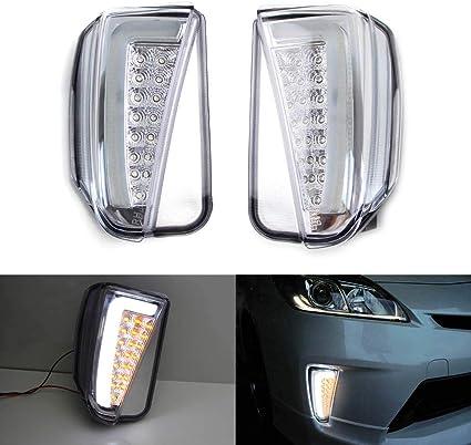 H11 LED Headlight kit Plug/&Play 6K for 2012-2015 Toyota Prius Plug-In Low Beam