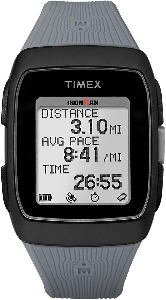 Unisex Timex Ironman GPS cronógrafo Reloj tw5m11800