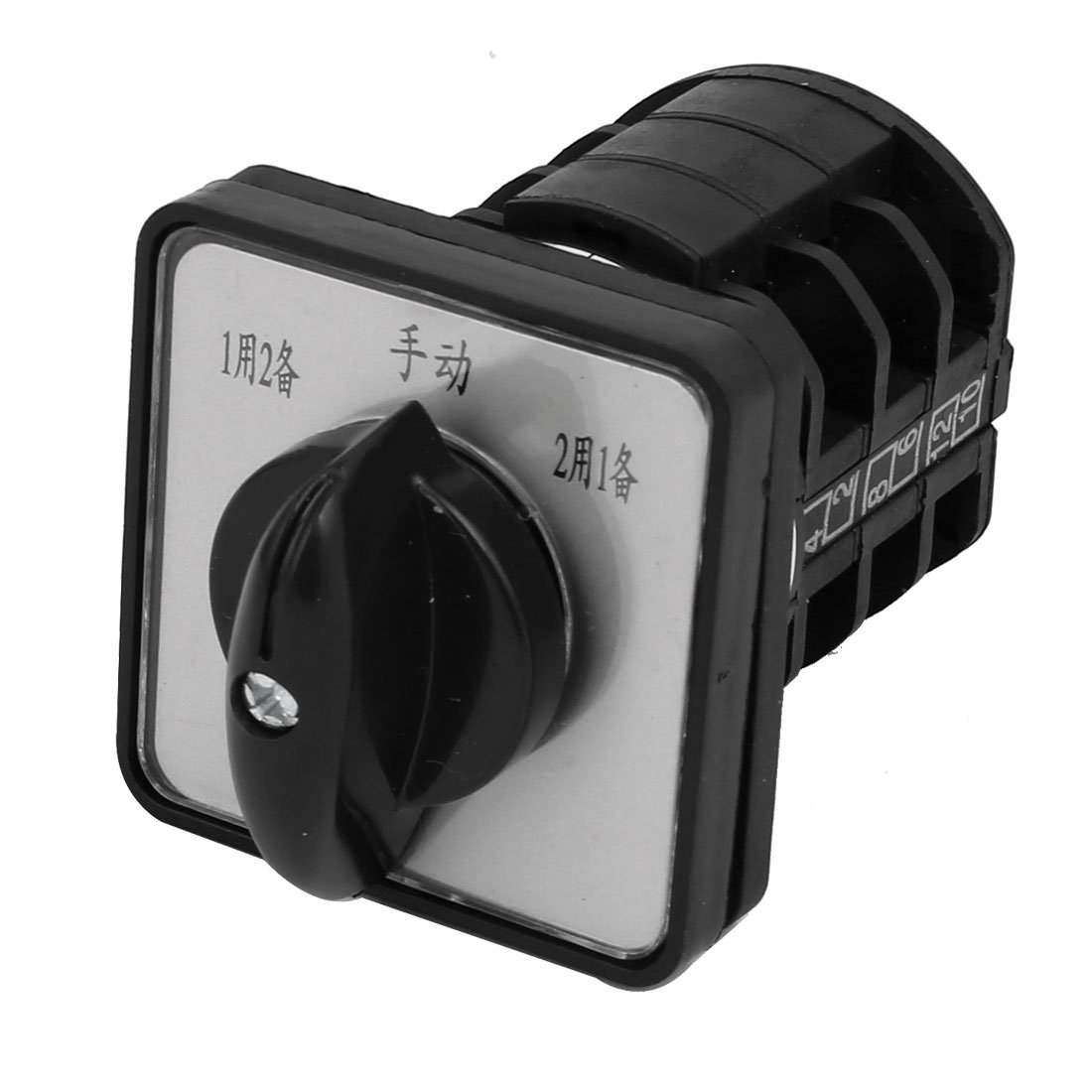 uxcell AC 440V 240V 10A Rotary Cam Universal Combination Switch