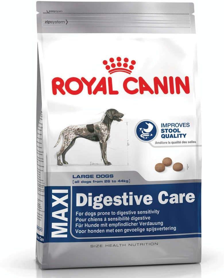 Royal Canin Maxi Cuidado Digestivo, 15 kg