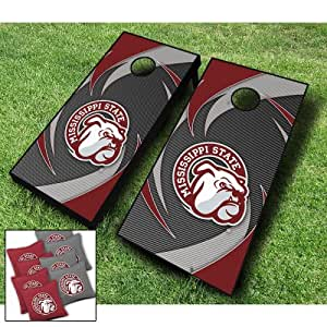 Amazon Com Mississippi State Bulldogs Quot Swoosh Quot Themed