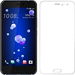 iprotect 2x Screen Protector Tempered Glass Hartglas Schutzfolie für HTC U11 Display Schutzglas 0,3mm