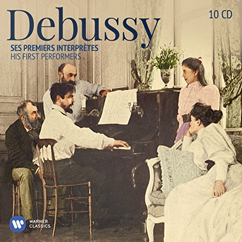 - Debussy: His First Performers (10CD)