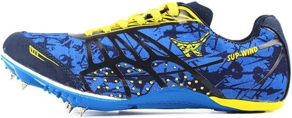 LFLDZ Junior Track & Field Schuhe, Männer Lauf Spikes Schuhe