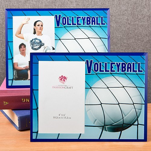 Volleyball themed Frames Gifts Fashioncraft