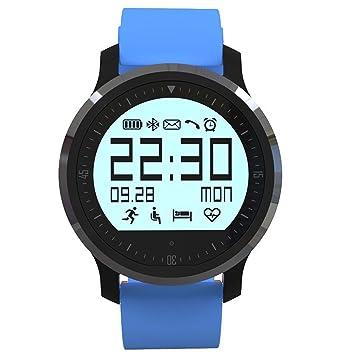 Gosear F68 Imperméable Montre Connectée Bluetooth 4.0 Bracelet Intelligent du Sport Montres Tactile avec Écran Podomètre ...