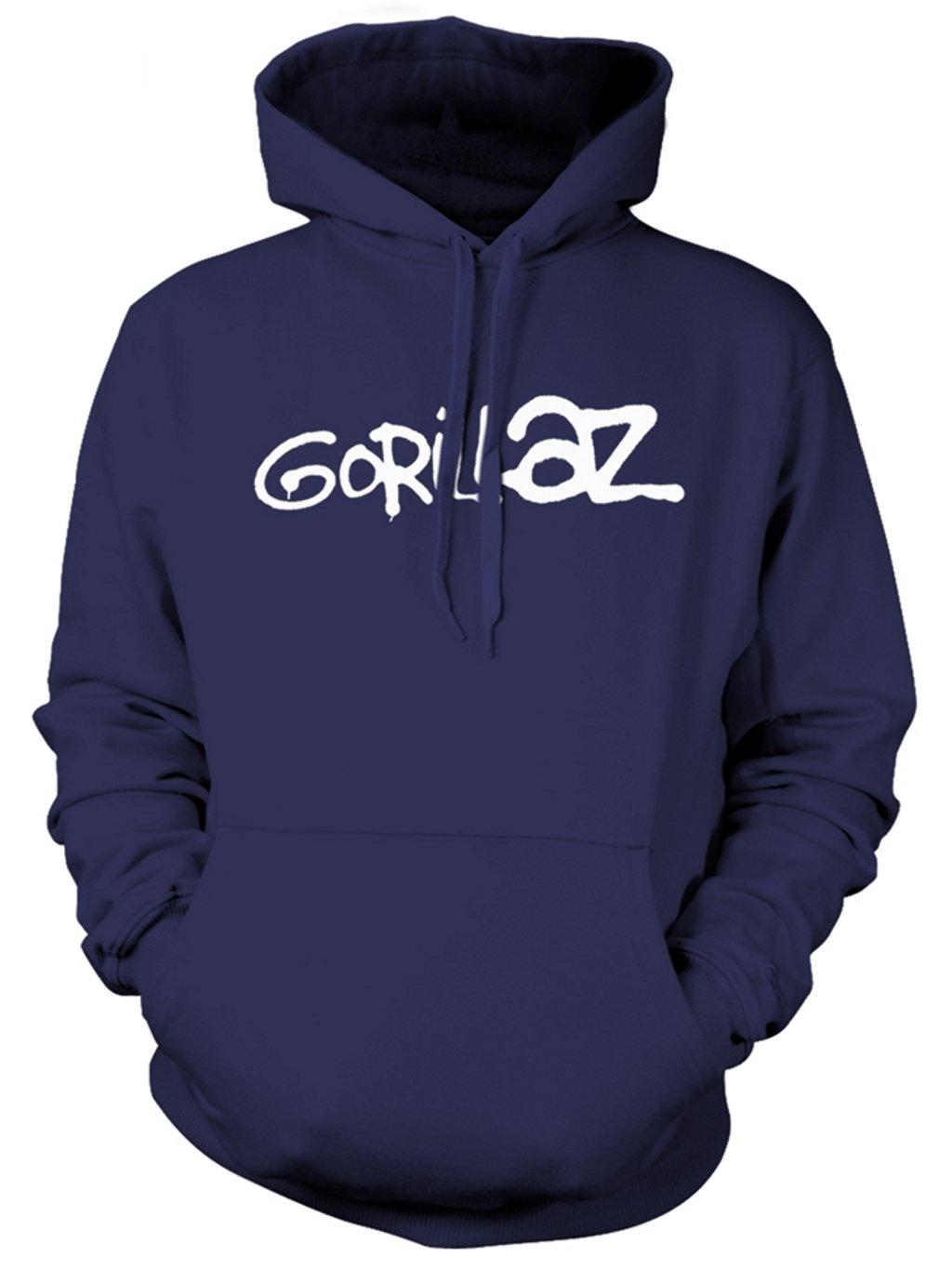 Gorillaz Logo Blue Pull Over 8539 Shirts