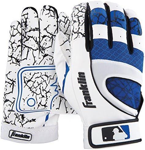 Franklin Batting Gloves Insanity Batting Gloves Adult