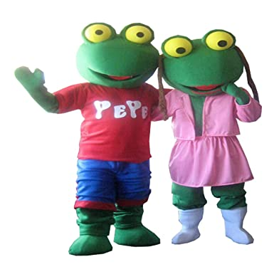 KF Sapa Pepa Mascot Costume Disfraz BOTARGA Adult Party Halloween Cosplay Frog Toad  sc 1 st  Amazon.com & Amazon.com: KF Sapa Pepa Mascot Costume Disfraz BOTARGA Adult Party ...