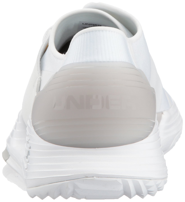 Under Armour Cross-Trainer Women's Speedform Amp 2.0 Cross-Trainer Armour Shoe B01MSZ7JED 8.5 M US White (100)/White f9c408