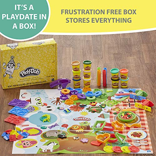 Play Doh Play Date Party Crate Arts &