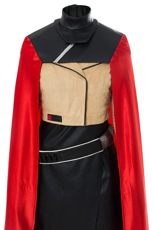 Amazon.com: Para mujer disfraz de disfraz de bata roja ...