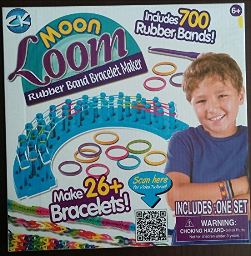 Blue Moon Loom Bracelet Maker