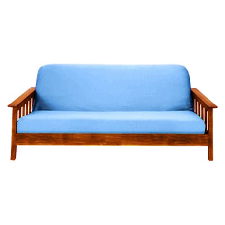 magshion fit 8 10 inch futon mattresses futon cover slipcover  full  54x75 in amazon    magshion fit 8 10 inch futon mattresses futon cover      rh   amazon