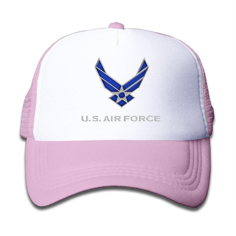 MEIKEY Man's Air Force Logo Casual Hats Men's
