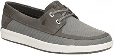 Clarks Nautic Harbour, Zapatos de Cordones Oxford para Hombre