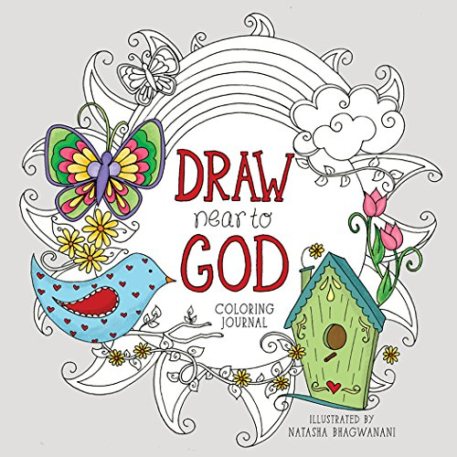 Draw Near to God (Coloring Journals)