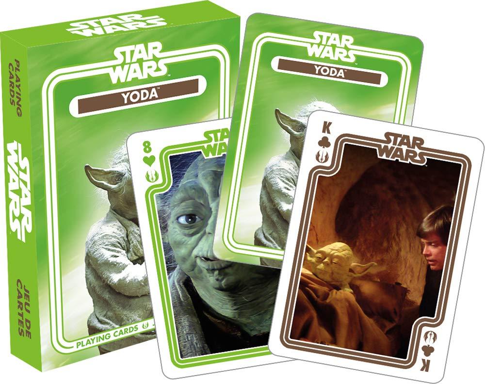 Jokers Star Wars Yoda Set of 52 Playing Cards nm