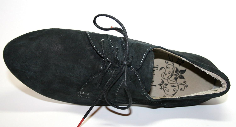 De 85219 Chaussures 09 Think À Lacets Noir Pour Femme Ville qtfBwd