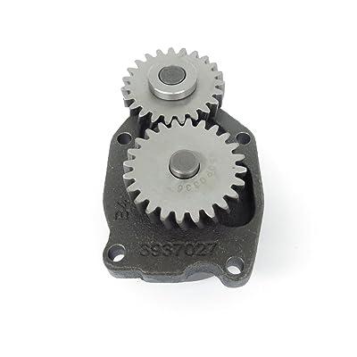 US Motor Works USOP0336 Heavy Duty Oil Pump: Automotive