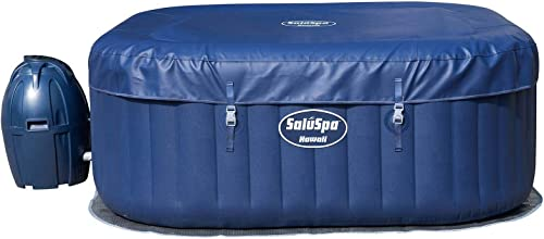 Bestway SaluSpa Hawaii AirJet 6-Person Inflatable Spa Hot Tub