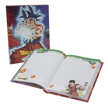 Dragon Ball DR941000 - Diario Escolar: Amazon.es: Juguetes y ...