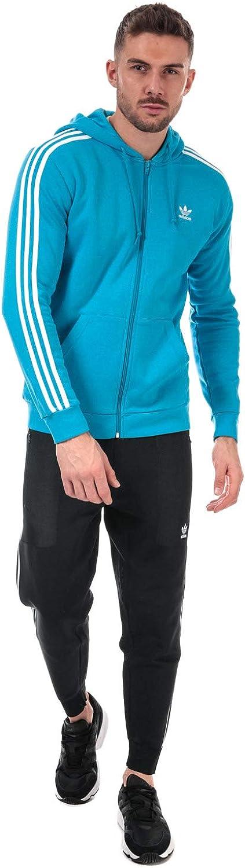 adidas Sport Herren 3-Stripes FZ DZ4588 680554 Tuerkis