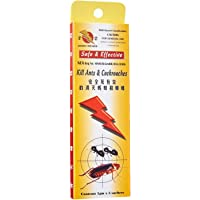 Golden Thunder Ants and Cockroach Pest Control, 1g (Pack of 5)