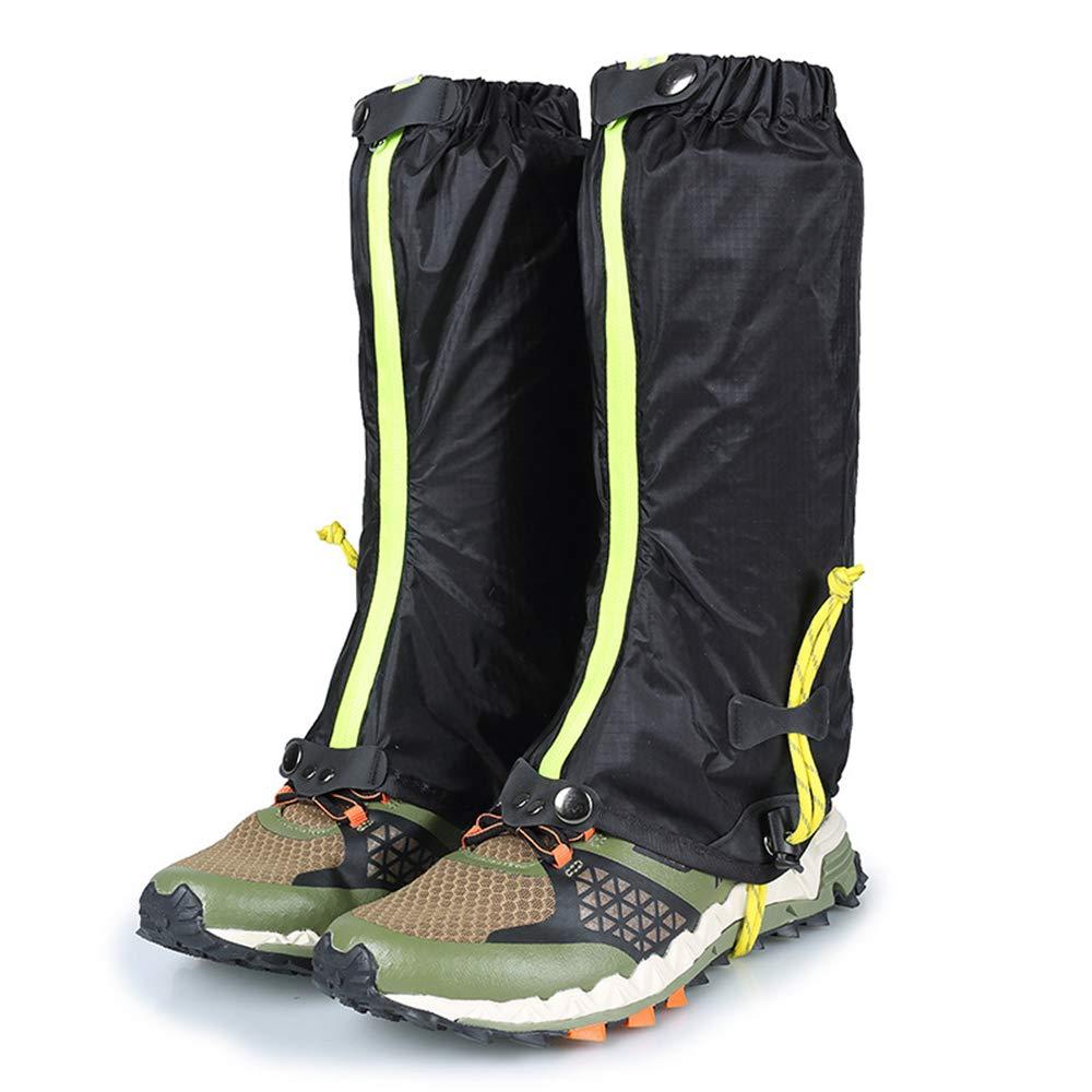 Guêtre pour Homme Sport Camping Randonnée Vêtement Couverture Chaussures