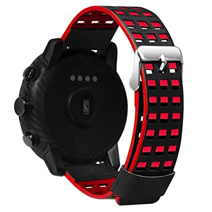 Amazon.com: Cywulin for Amazfit Stratos 2 and 2S Band, 22mm ...