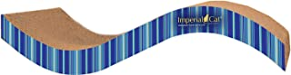 product image for Imperial Cat Purrfect Stretch Scratch 'n Shape, Medium, Blue Stripe