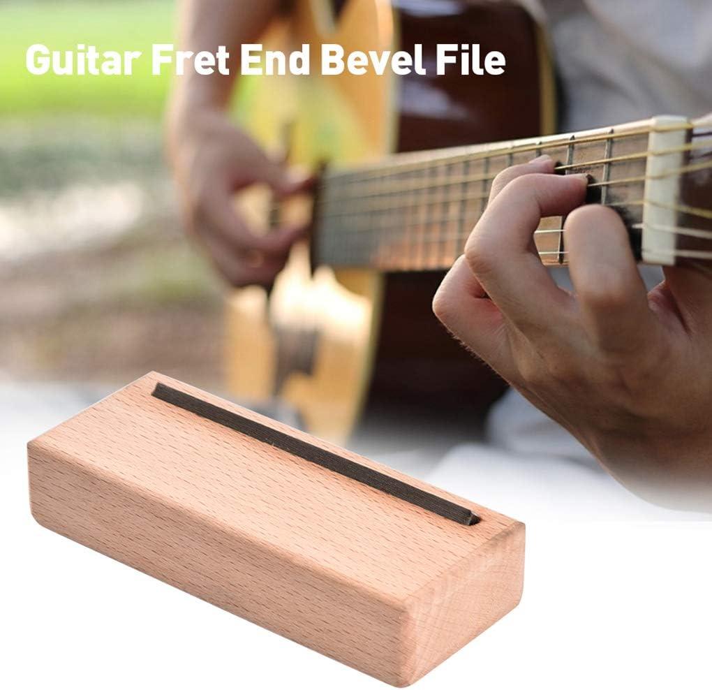 heacker Traste de la Guitarra Bisel Archivo Luthier de Madera de ...