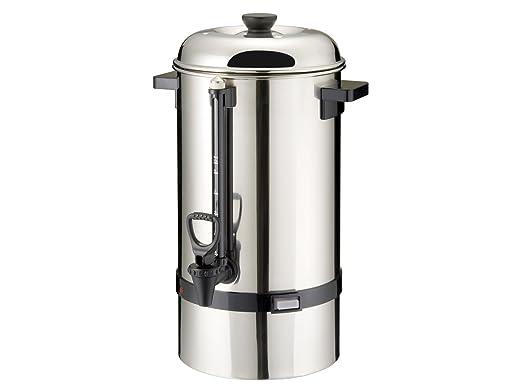 Profesional de cafetera de émbolo de acero inoxidable, 6,5 L ...