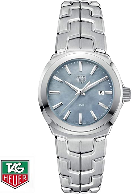 Reloj Tag Heuer Link WBC1311.BA0600: Amazon.es: Relojes