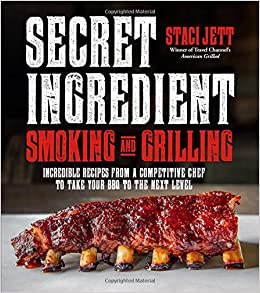 Image result for Secret Ingredient Smoking and Grilling