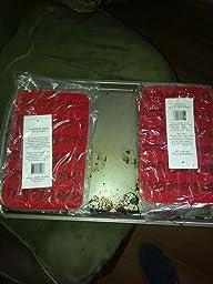 Amazon Com K9 Cakery Bone Silicone Cake Pan 9 By 5 5 Inch Novelty Cake Pans