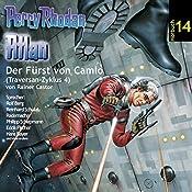 Atlan - Der Fürst von Camlo (Perry Rhodan Hörspiel 14, Traversan-Zyklus 4) | Rainer Castor
