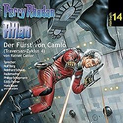 Atlan - Der Fürst von Camlo (Perry Rhodan Hörspiel 14, Traversan-Zyklus 4)
