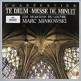 Charpentier: Te Deum / Messe De Minuit / Nuit [Importado]