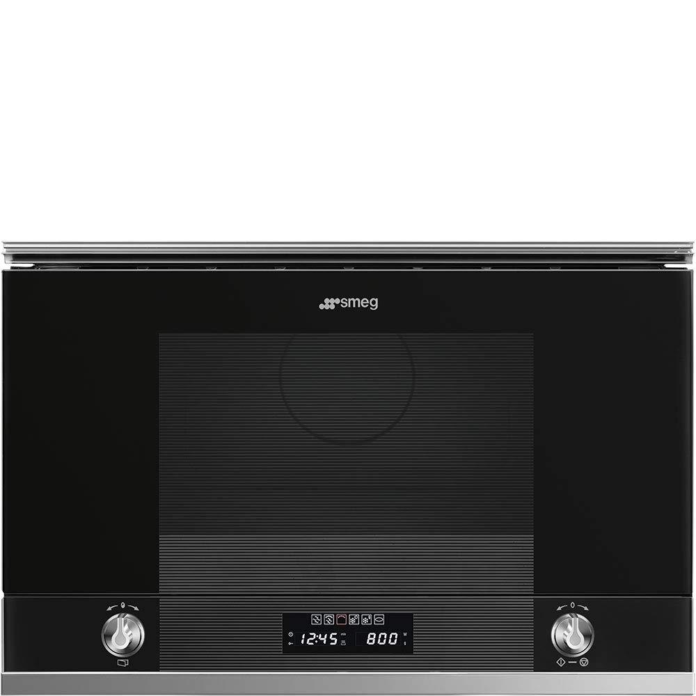 Horno microondas SMEG MP122N1: Amazon.es: Grandes electrodomésticos