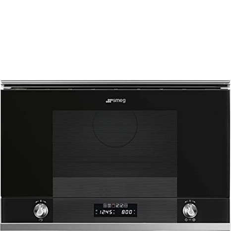 Horno microondas SMEG MP122N1: Amazon.es: Grandes ...