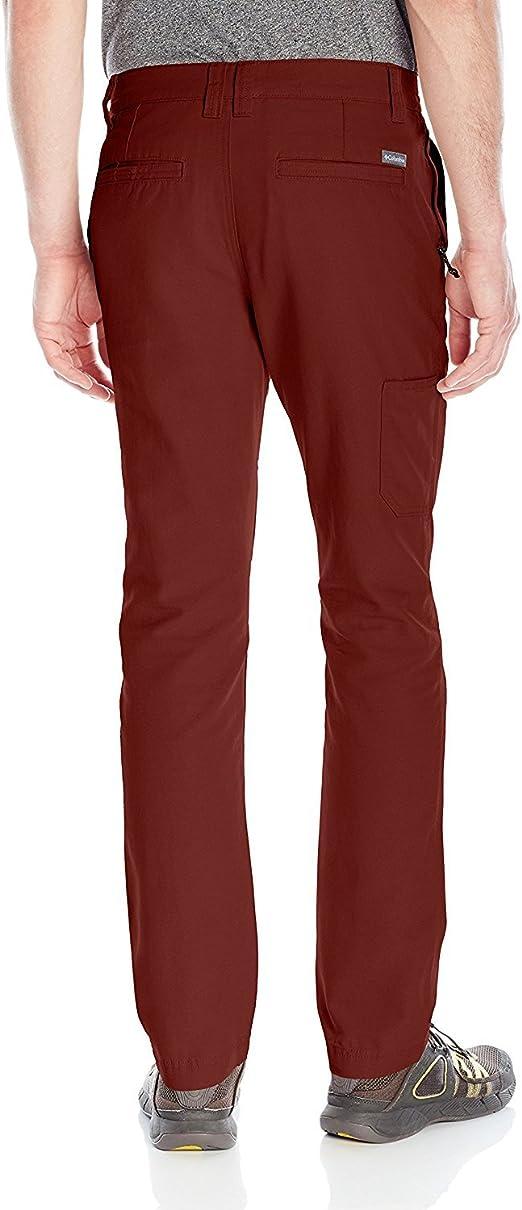 New Mens Columbia Sportswear RoC II Pants UPF 50 SLIM FIT 38x32
