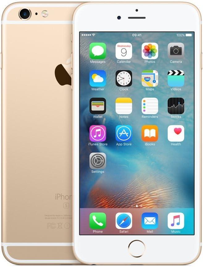 Apple iPhone 6s Plus 64GB Oro (Reacondicionado): Amazon.es ...