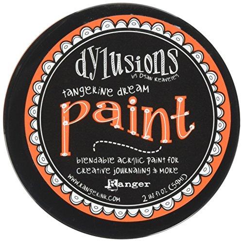 Ranger Dylusions Paint 2 oz. Tangerine Dream DYP50995