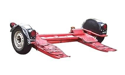 Auto remolque Dolly Planes DIY vehículo Carrier sistema de ...
