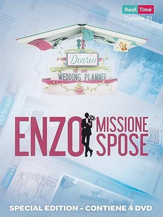 ed2503ba6364 enzo - missione spose   diario di un wedding planner 4 dvd box set dvd  Italian Import  Amazon.ca  DVD