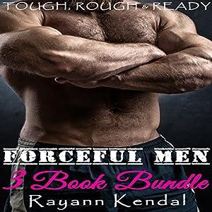 Forceful Men 3 Book Bundle, Volume 2 Audiobook