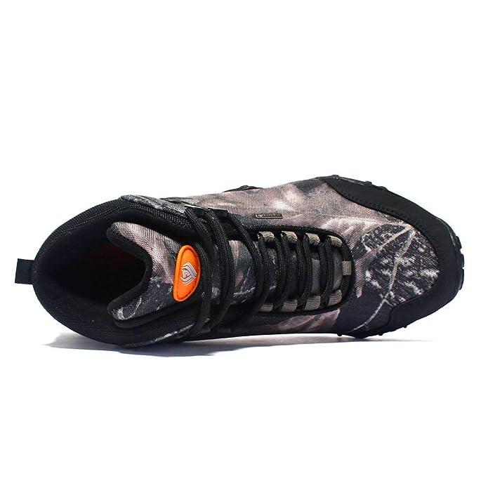 Amazon.com: Boolee - Zapatillas de senderismo para hombre ...