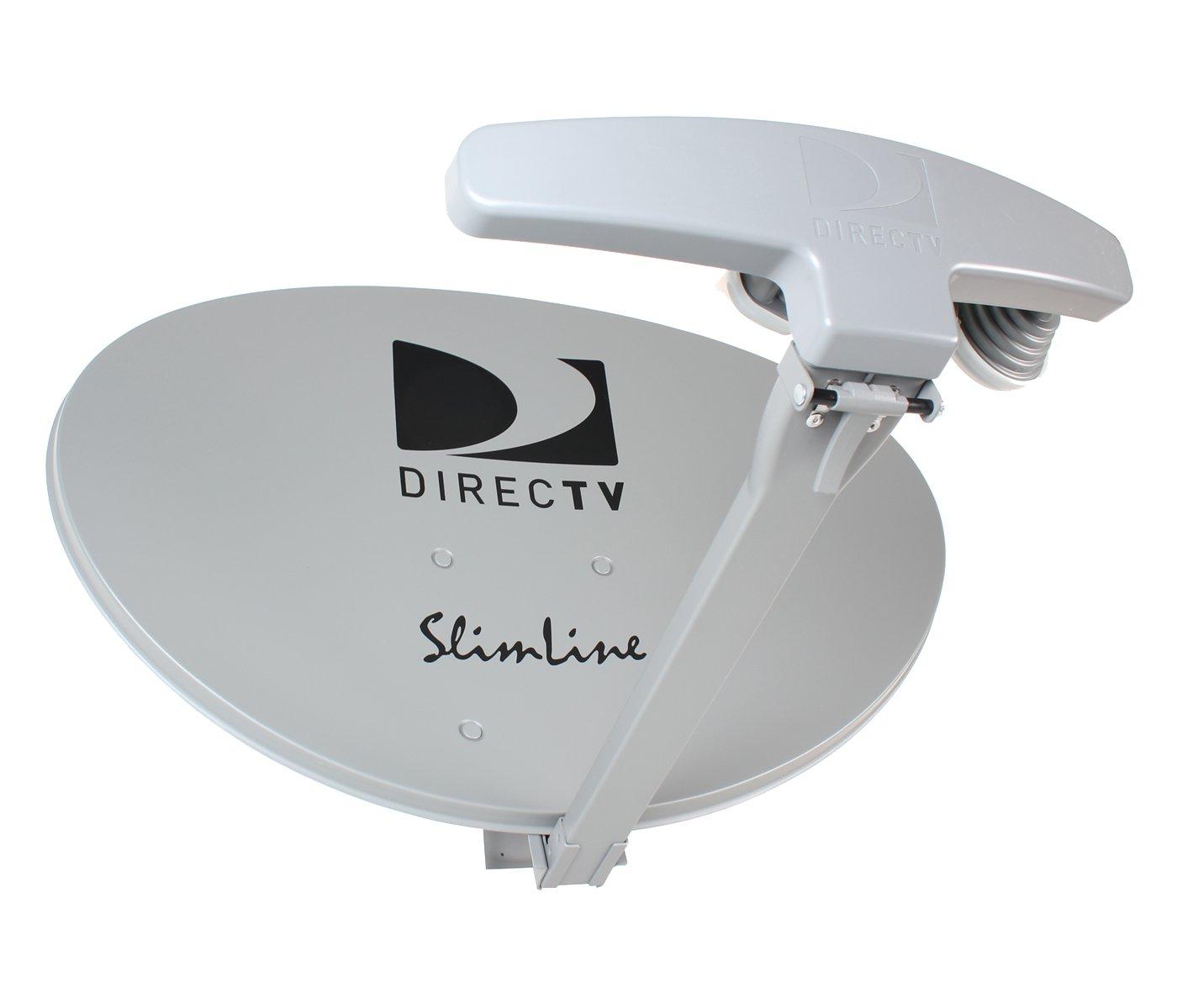 Amazon.com: DIRECTV SL5 (SL5K4NR0-02) Ka/ku Slim Line Dish Antenna ...